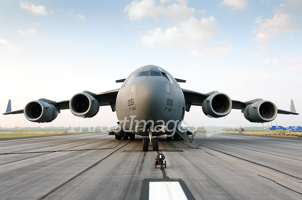 USA - Air Force Boeing C-17A Globemaster III 98-0051 (cn P-51) C